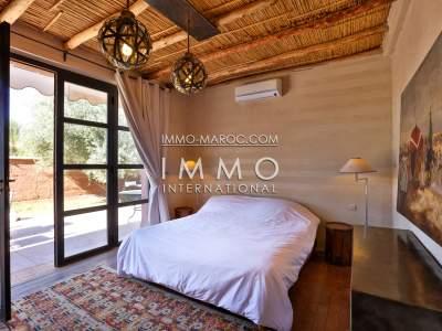 Maison à vendre Contemporain Prestige Marrakech Extérieur Route Fes