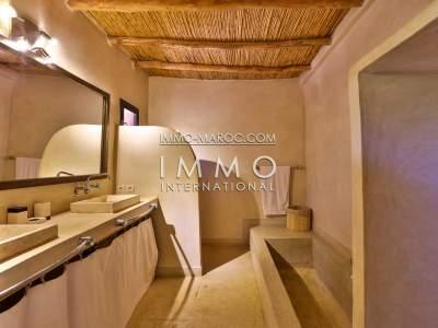 Achat villa Moderne biens de prestige marrakech Marrakech Extérieur Route Fes