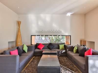 Vente villa Contemporain Marrakech Palmeraie