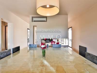 Vente villa Moderne Marrakech Palmeraie