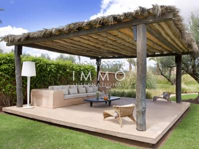 Villa à vendre Contemporain luxe Marrakech Golfs