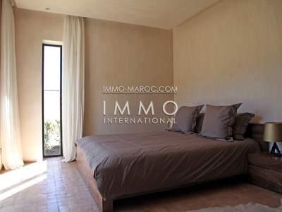 Purchase villa upscale Modern Marrakesh Golfs