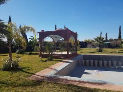 Marrakesh villa for sale Marrakech Exterior Route Ouarzazate