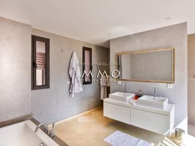 acheter maison Moderne Marrakech Golfs Al Maaden