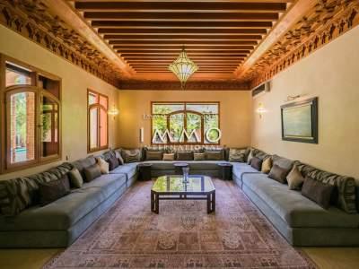 comprar casa marroquí refinado Marrakech Golfs Amelkis