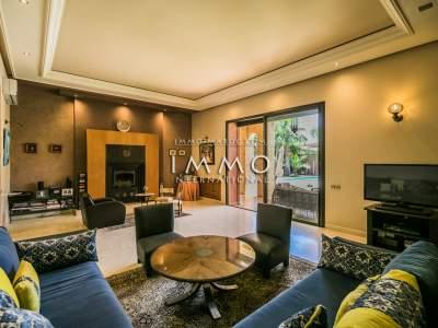 Casa en venta marroquí purificada Marrakech Golfs Amelkis