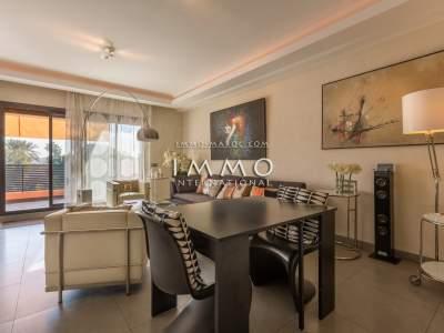 Achat appartement Contemporain Marrakech Centre ville Majorelle