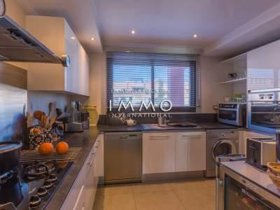Appartement à vendre Moderne Marrakech Centre ville Majorelle