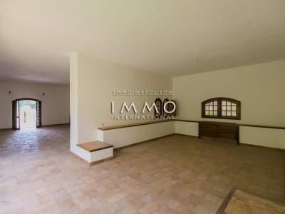 villa vente Local Commercial Marrakech Palmeraie Bab Atlas