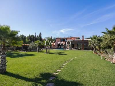 acheter maison Moderne de prestige Marrakech Golfs Al Maaden