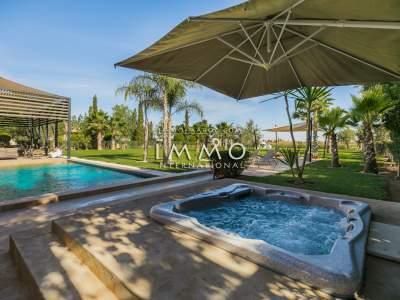 acheter maison Moderne luxe Marrakech Golfs Al Maaden