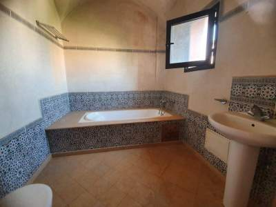 villa achat Marocain Marrakech Extérieur Route Ourika