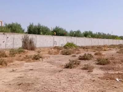 achat terrain Terrain villa Marrakech Extérieur Route Sidi Abdellah Ghiat