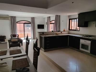 Achat appartement Marocain épuré Marrakech Centre ville Guéliz