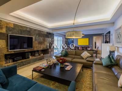 appartement vente luxe Marrakech Centre ville Lycée français - Camp El Ghoul