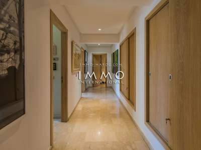 Achat appartement luxueuses Marrakech Centre ville Lycée français - Camp El Ghoul