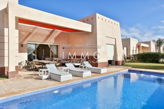 Vente Villa Marrakech Immomaroc