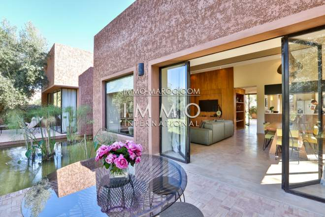 Villa Contemporaine Marrakech