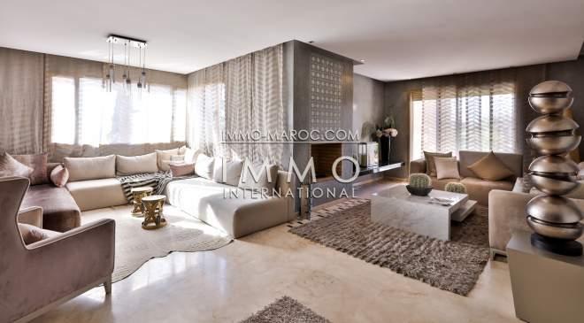 Achat Appartement Moderne Marrakech Golfs