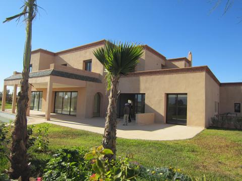 Villa à vendre demeure de prestige Marrakech Golfs Amelkis