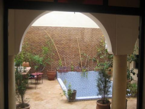 Riad à vendre Marrakech Autres Secteurs Médina Bab doukkala