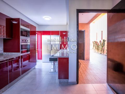 Maison à louer Moderne Marrakech Extérieur Route Ourika