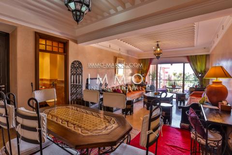 Appartement à vendre au centre ville de Gueliz avec vue dégagée à Marrakech