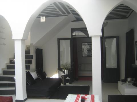 achat riad Contemporain Marrakech moins de 10 minutes de la place