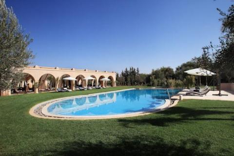 Achat villa demeure de prestige Marrakech