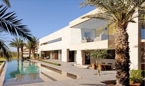 Vente villa Contemporain haut de gamme Marrakech Palmeraie Bab Atlas