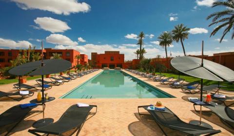 Location appartement Moderne Marrakech Golfs Amelkis