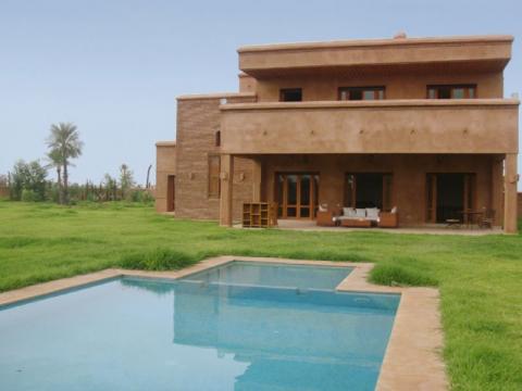 contemporain Marrakech Palmeraie