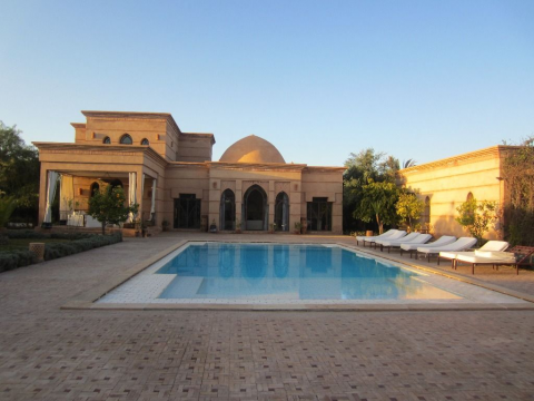 Maison à louer Moderne Marrakech Extérieur Route Fes