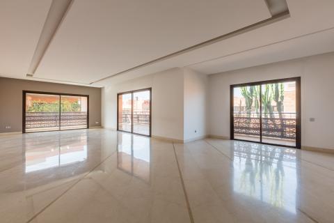Appartement à louer Contemporain Marrakech Centre ville