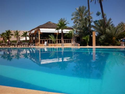 Maison à vendre Marocain Marrakech Palmeraie Circuit Palmeraie