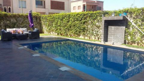 acheter maison Moderne Marrakech Centre ville Targa