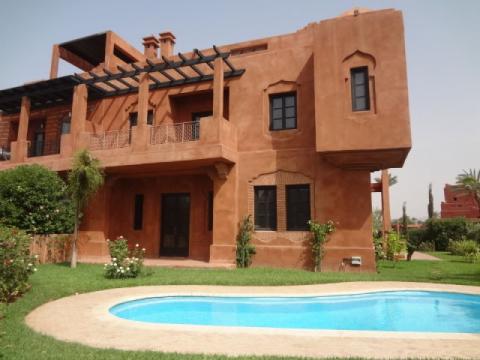 Achat villa contemporain Marrakech Palmeraie