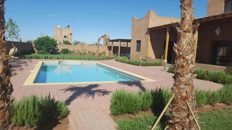 Achat villa Marocain épuré haut de gamme Marrakech Extérieur Autres Extérieur