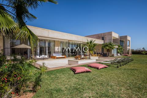 Achat villa Contemporain luxueuses Marrakech Extérieur Route Amizmiz