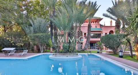 Maison à vendre Marocain Marrakech Palmeraie Palmariva – Dar tounsi
