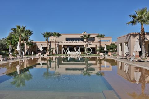 Maison à vendre Prestige Maison d'hôtes Marrakech Golfs Royal Palm Amelkis Al Maaden