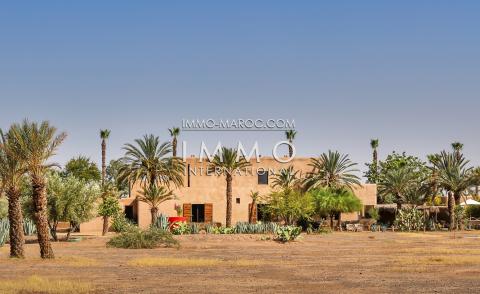 acheter maison Moderne immobilier de luxe marrakech Marrakech Extérieur Ecole américaine