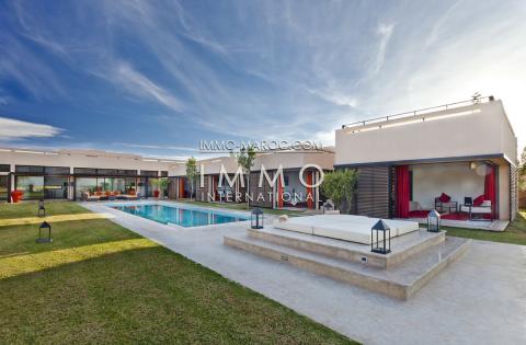 Villa à vendre Moderne luxe Marrakech Golfs
