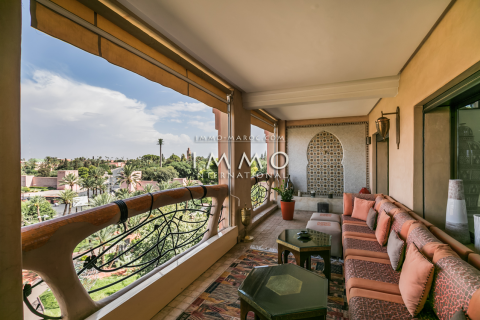appartement vente Contemporain propriete luxe marrakech à vendre Marrakech Hivernage