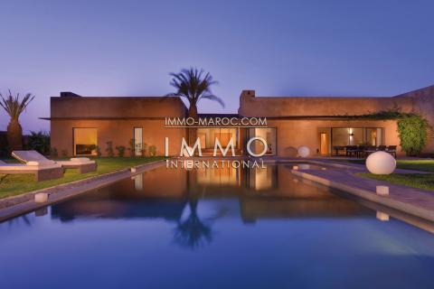 Maison à vendre Moderne luxe Marrakech Golfs