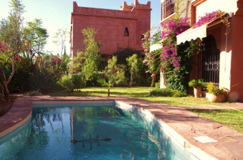 Maison à vendre traditionnel Marrakech Extérieur