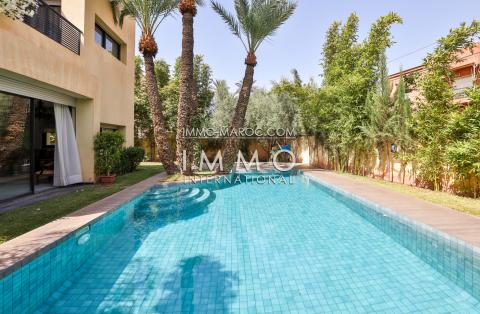 Maison à vendre Contemporain Marrakech Centre ville Targa