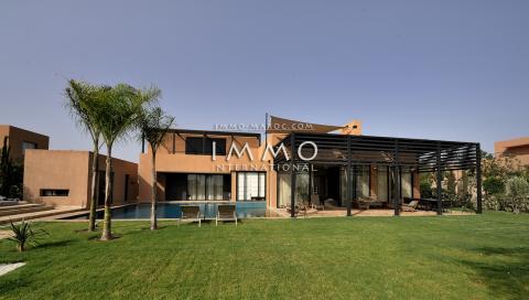 Villa à vendre Moderne prestige Marrakech Golfs Al Maaden