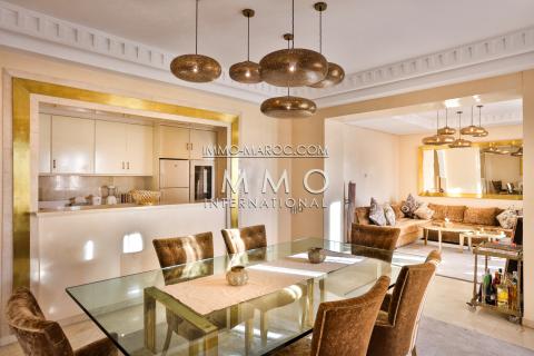 appartement de luxe a vendre marrakech