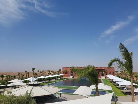 Terrain à vendre Terrain a lotir Marrakech Extérieur Route Amizmiz